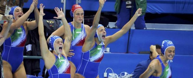 Olimpiadi Rio 2016, Setterosa a caccia dell'oro contro gli Usa. Volley sogna il posto in finale