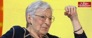 Amalia Signorelli, venerdì 27 e sabato 28 a Roma l'ultimo saluto all'antropologa e collaboratrice del Fatto