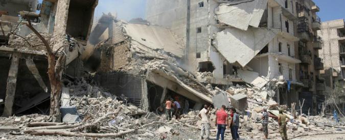 """Siria, Osservatorio diritti umani: """"Almeno 35 civili uccisi in attacco dell'esercito turco a sud di Jarabulus"""""""