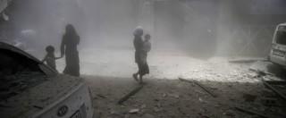 """Siria, Ong: """"25 morti, tra cui due bambini in un raid nella provincia di Aleppo"""""""