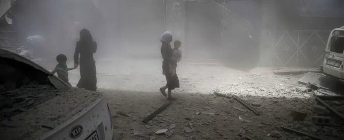 Siria, in una mostra le vere immagini dell'Olocausto voluto da Assad