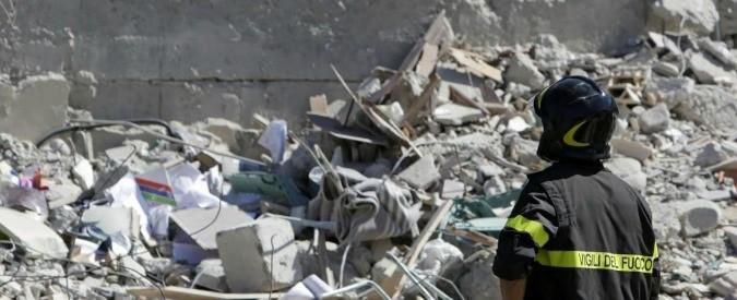 Terremoto, le differenze fra gli edifici scolastici di Amatrice