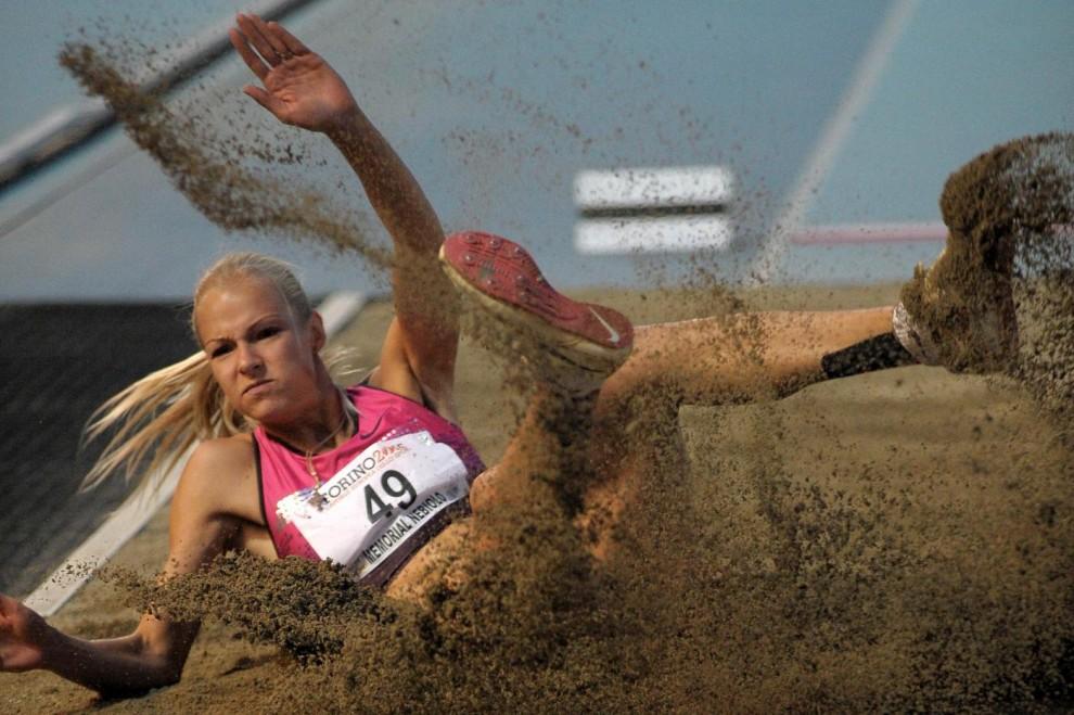 Il TAS riammette la saltatrice russa Daria Klishina alle Olimpiadi