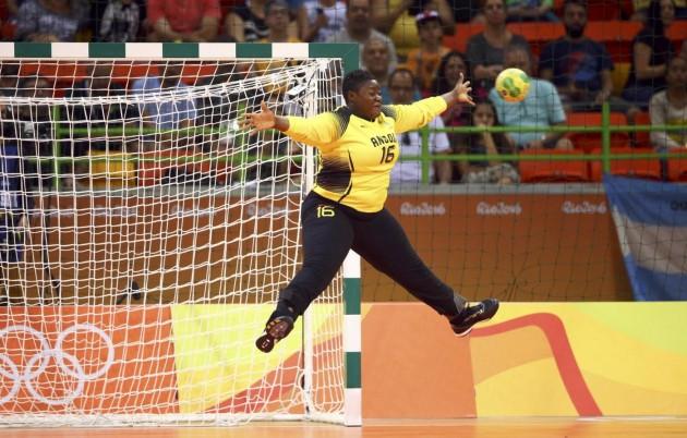 Rio 2016: gli atleti in volo