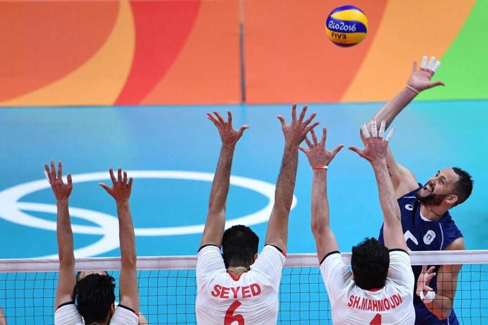 Rio 2016, pallavolo: Italia batte Iran 3-0, azzurri in semifinale