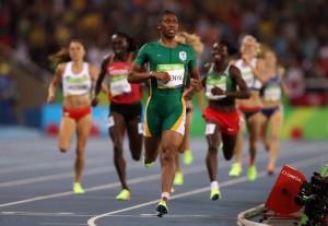 Olimpiadi Rio, finale 800m femminile