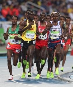 Olimpiadi Rio, finale 5000m maschile