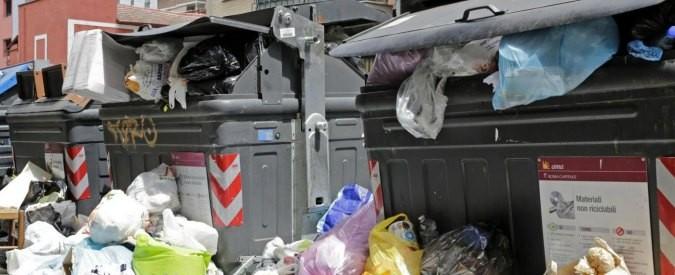 Una notizia per la politica: la spazzatura puzza ed esiste