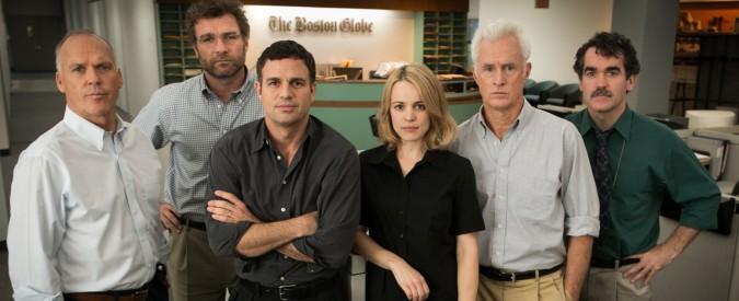 Spotlight e Truth, quando il cinema sposa il giornalismo d'inchiesta