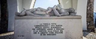 """Sant'Anna di Stazzema, 72 anni fa la strage nazista in cui vennero uccisi 560 civili. Mattarella: """"E' coscienza dell'Italia"""""""