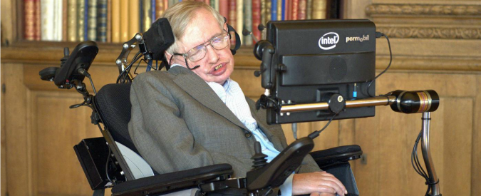 """Stephen Hawking e il sogno di un viaggio nello spazio: """"Ho detto subito sì"""""""
