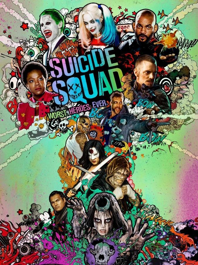 Suicide Squad, attesa finita ma tanto rumore per poco. L'epica di Batman e Superman è lontana