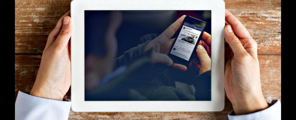 """Smartphone e tablet, le quattro ruote si adeguano al """"sempre connesso"""""""
