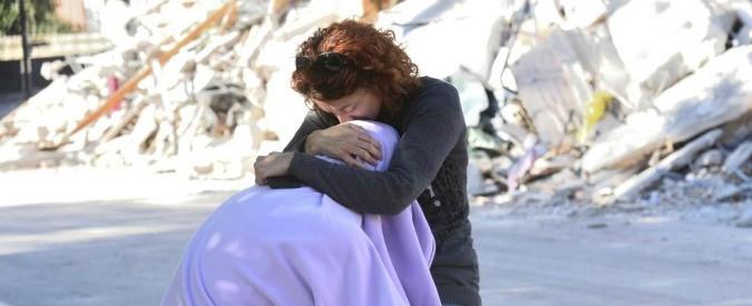 Terremoto e disabili: ho paura per mia figlia Diletta