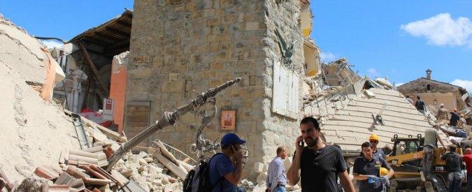 """Terremoto ad Amatrice, il sismologo: """"Possibile ricostruirla com'era. Ma i tempi non saranno rapidi"""""""