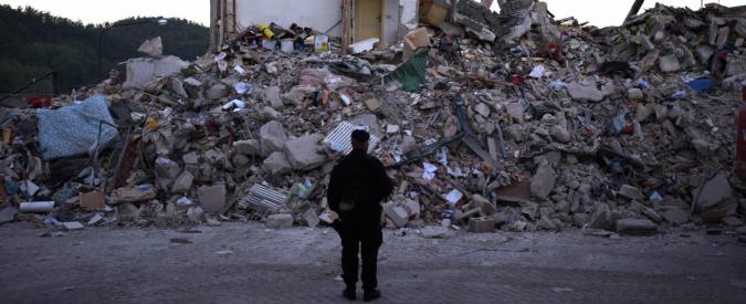 Terremoto Centro Italia, Peter Gomez in diretta su FqRadio