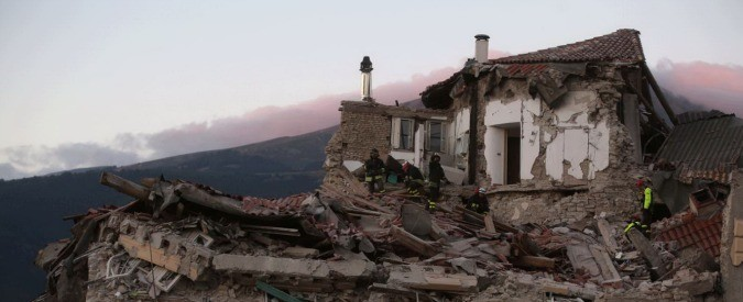 Terremoto, quei borghi delle meraviglie e delle tragedie