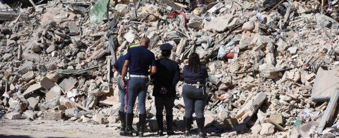 Terremoto, dopo le lacrime il governo agisca