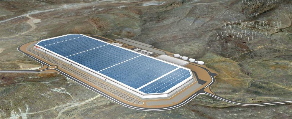 Tesla e il futuro, Elon Musk riparte dalla Gigafactory e da SolarCity