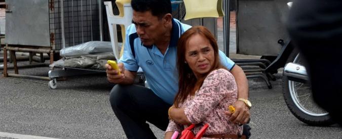 Thailandia, serie di attentati: esplose undici bombe. Quattro morti e due italiani feriti