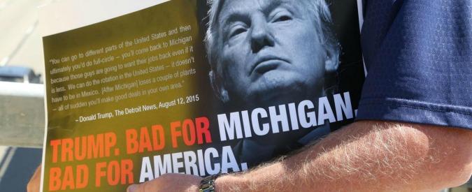 """Elezioni Usa, 50 ex funzionari repubblicani contro Trump: """"Ignoranza allarmante, minaccia sicurezza e benessere"""""""