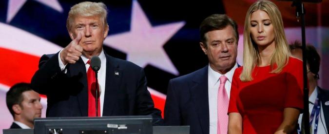 Elezioni Usa 2016, si dimette il capo della campagna di Trump: il Nyt lo accusò di aver preso soldi da ucraini filorussi