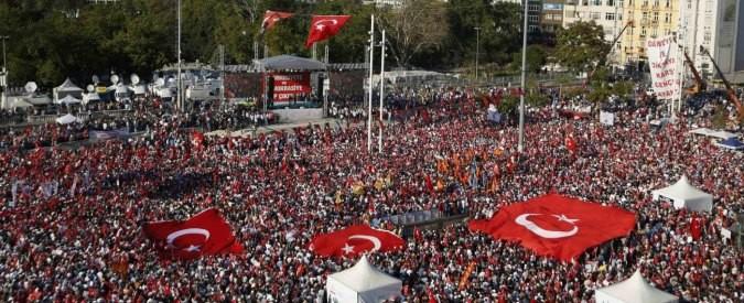 Turchia, l'Europa ha perso se stessa venendo a patti con Erdogan