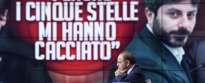 """Terremoto Centro Italia, Fico contro Vespa: """"Sisma produce Pil? Parole criminali"""". La replica: """"Distorce parole"""""""