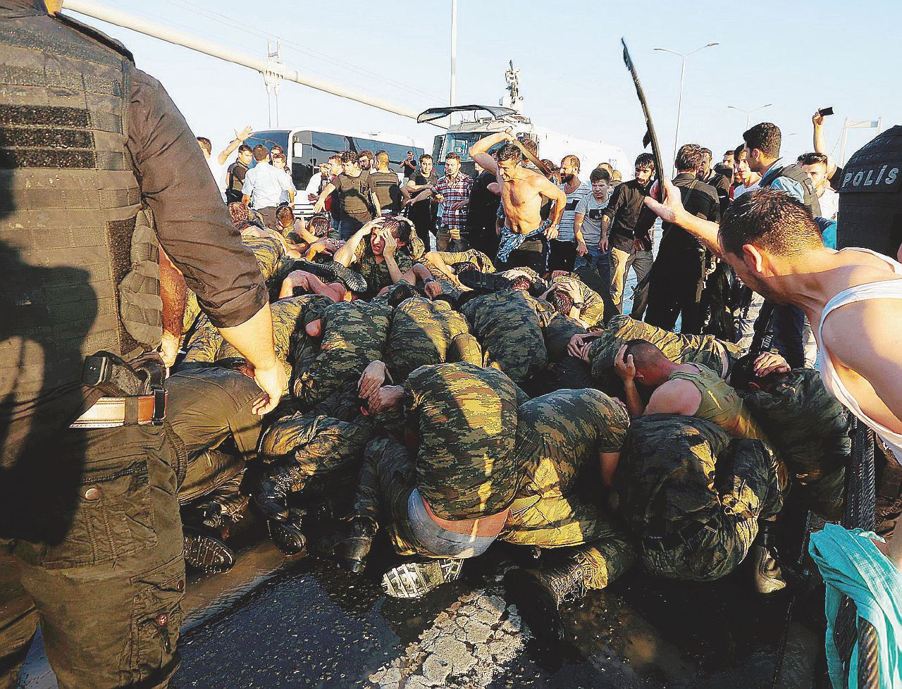 Turchia a Russia, insieme contro Isis