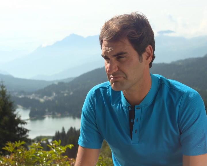 """Tennis, Roger Federer: """"Pronto per il 2017. So quali sono i tornei che voglio giocare"""" – VIDEO"""