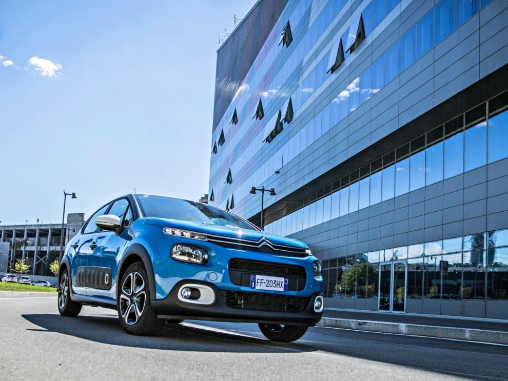 Citroën C3: una edizione speciale Facebook-Only