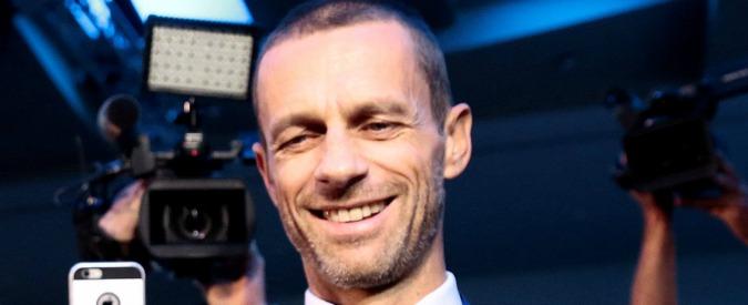 Aleksander Ceferin è il nuovo presidente della Uefa: in 10 anni da una piccola squadra di calcetto alla guida dell'Europa