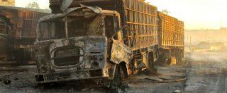 """Siria, portavoce Croce Rossa: """"Gli scontri sono ripresi, ma noi non ci fermiamo"""""""