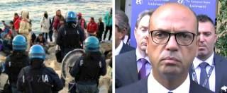 """Sudanesi rimpatriati, Alfano: """"Violazione dei diritti umani? No, intesa tra polizie"""". Amnesty: """"Accordo non rispetta il diritto"""""""