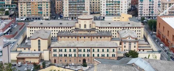 Genova, una domenica nel carcere di Marassi (e il resto del mondo)