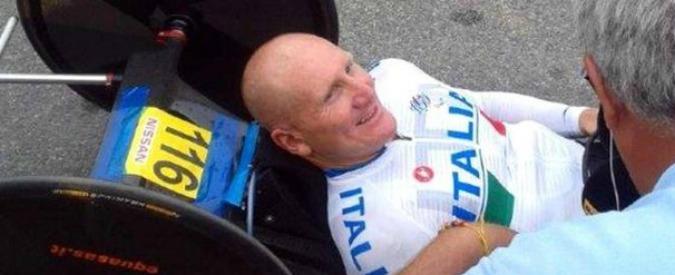 """Paralimpiadi Rio 2016, Paolo Cecchetto vince l'8° oro per l'Italia: """"Coronamento di una carriera, sogno che si avvera"""""""