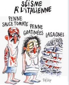 Charlie Hebdo Italia