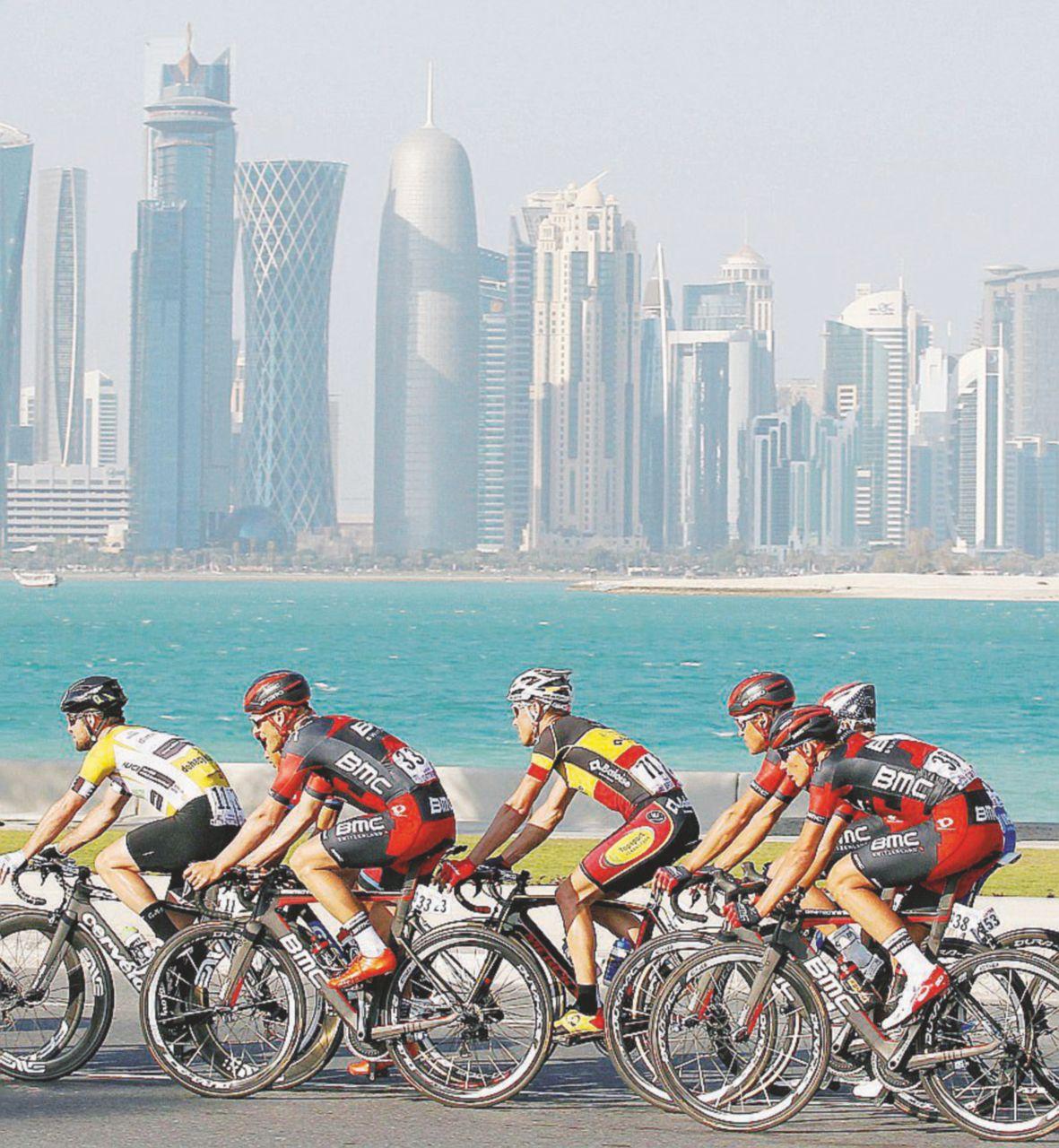 Questi petroldollari non possono comprare la storia del ciclismo