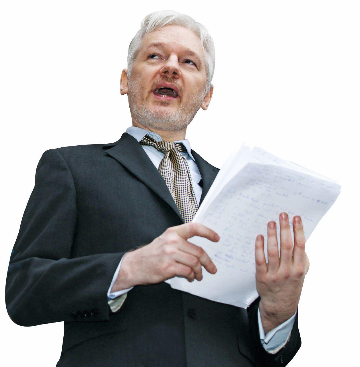 """Assange-Snowden, ambigui paladini """"amici"""" di Mosca"""