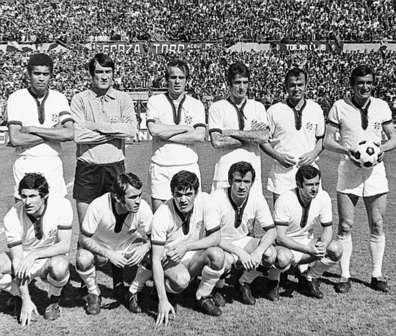 Nené, eroe di Cagliari tra Riva, Sivori e Pelé