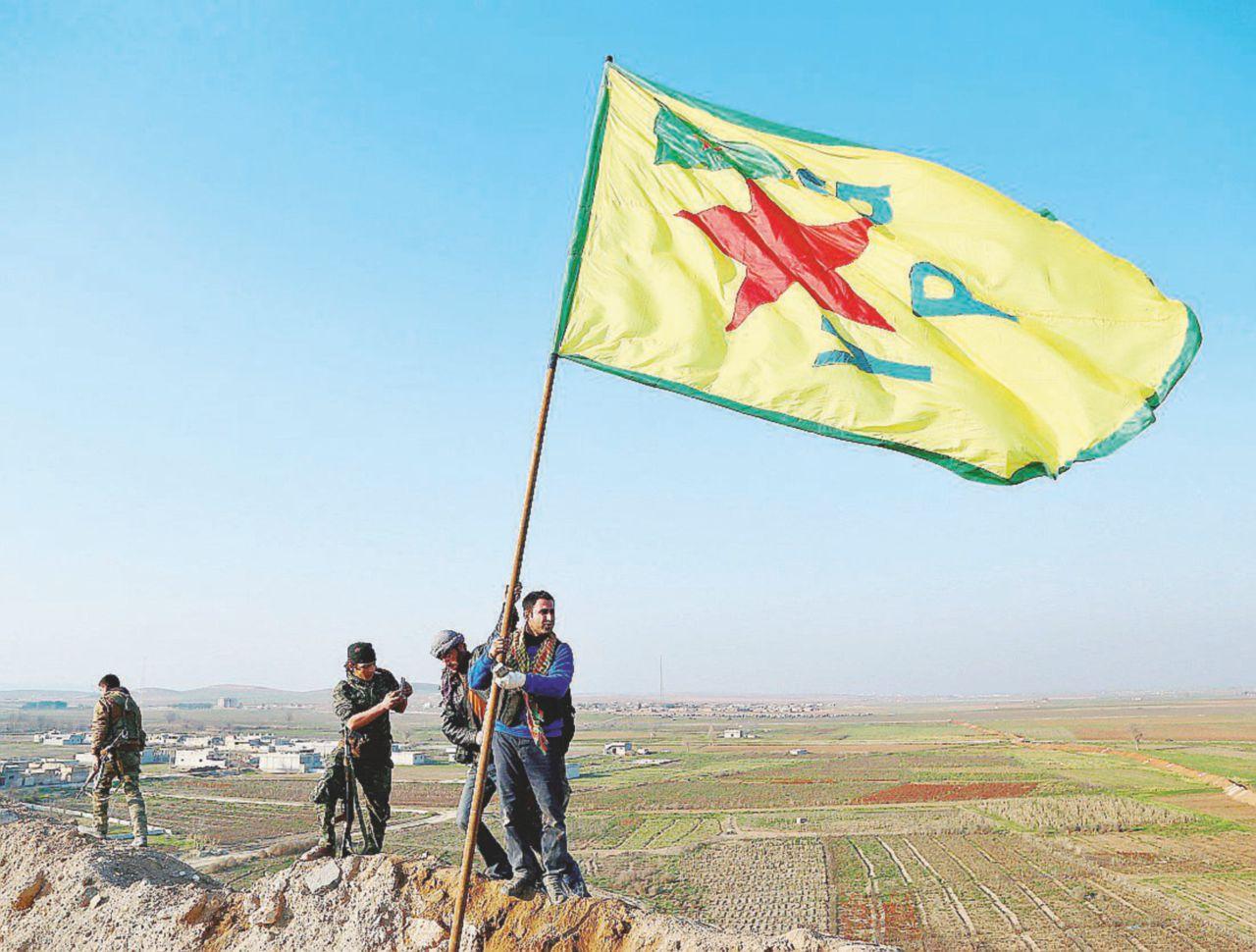C'era una volta Kobane, ora i turchi vogliono murare i curdi