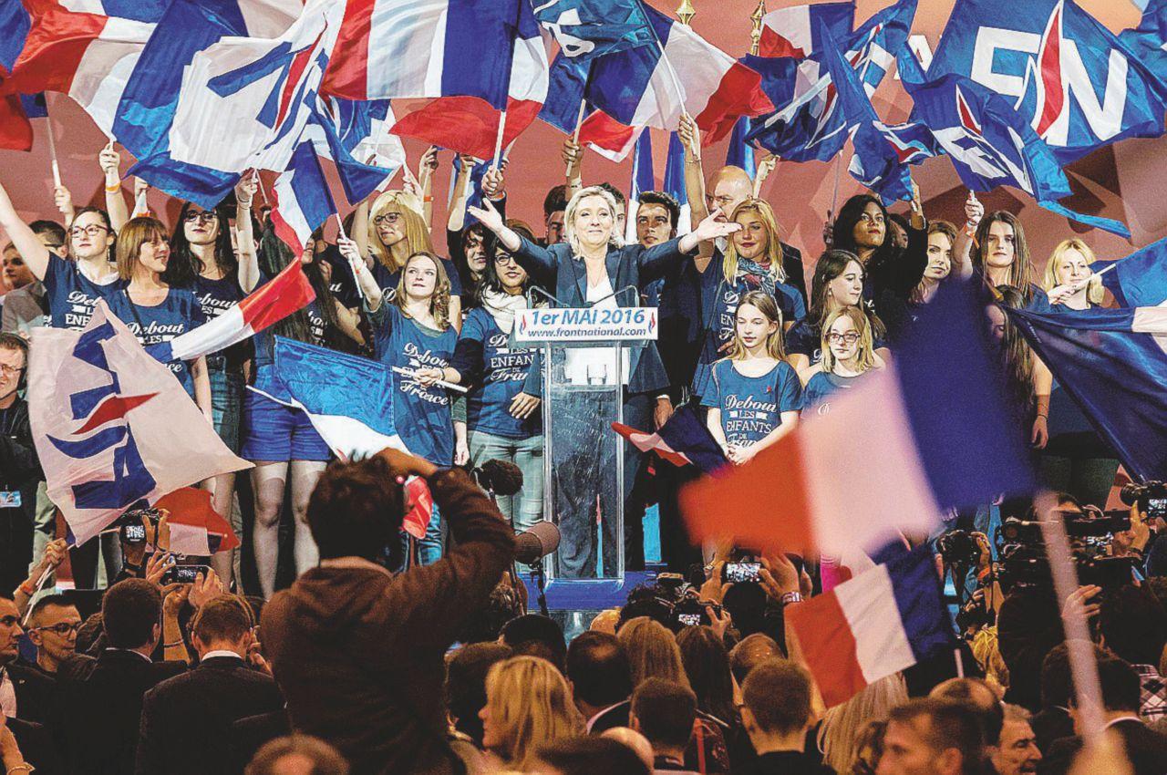 """Da """"anti"""" a """"terrore"""" così parlano tutti i populisti d'Europa"""