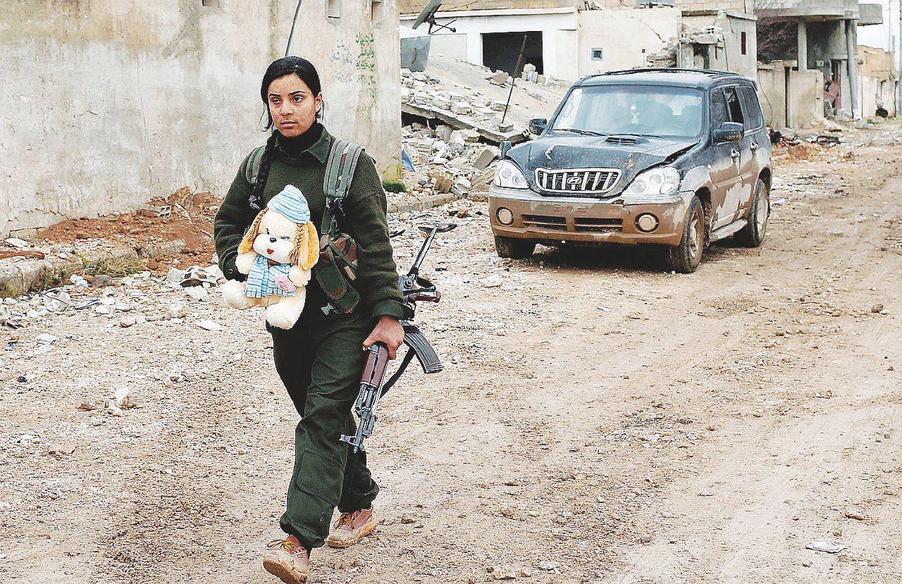 Ribelli con una causa (popolare): i curdi nuovi palestinesi?
