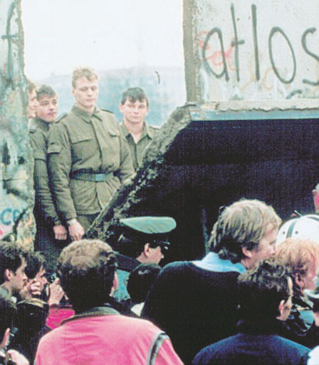 Tornano le muraglie nell'Europa spaccata