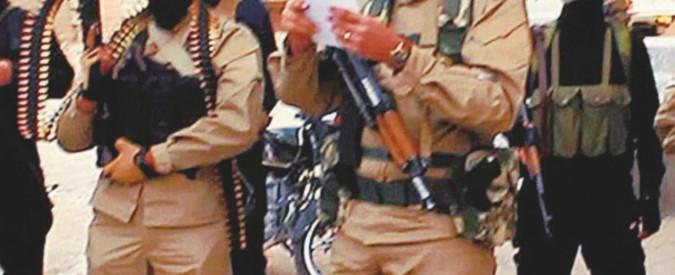 Da grande voglio fare il Foreign fighter in Siria