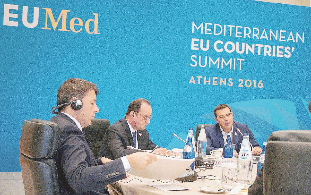 "Atene, Renzi al vertice ""poco intelligente"""