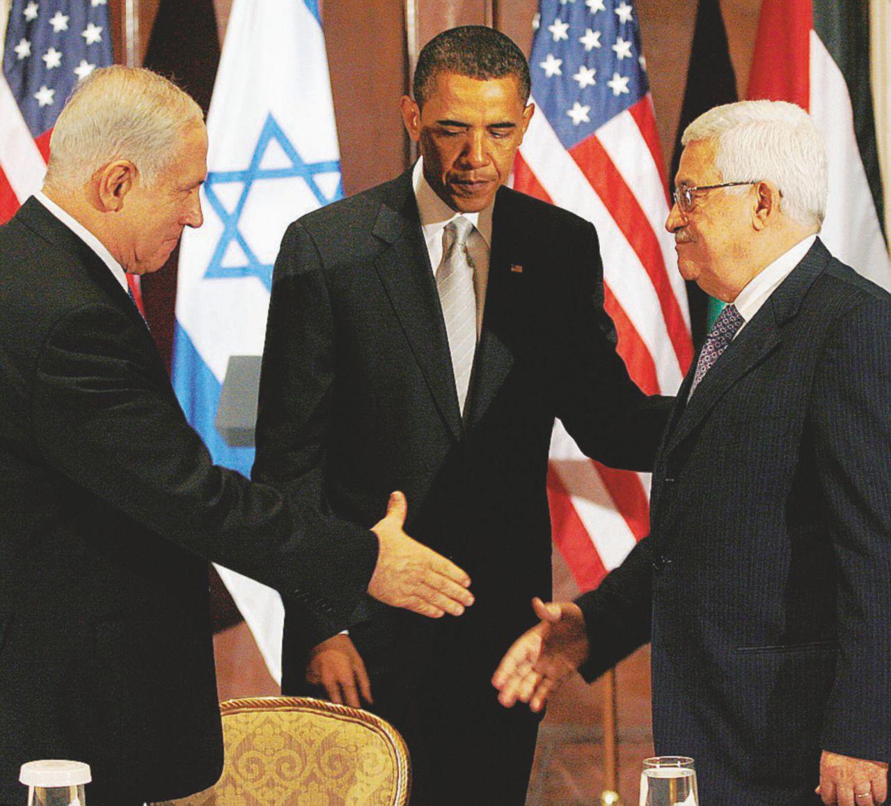 Ciao Obama, palestinesi e israeliani scelgono Putin