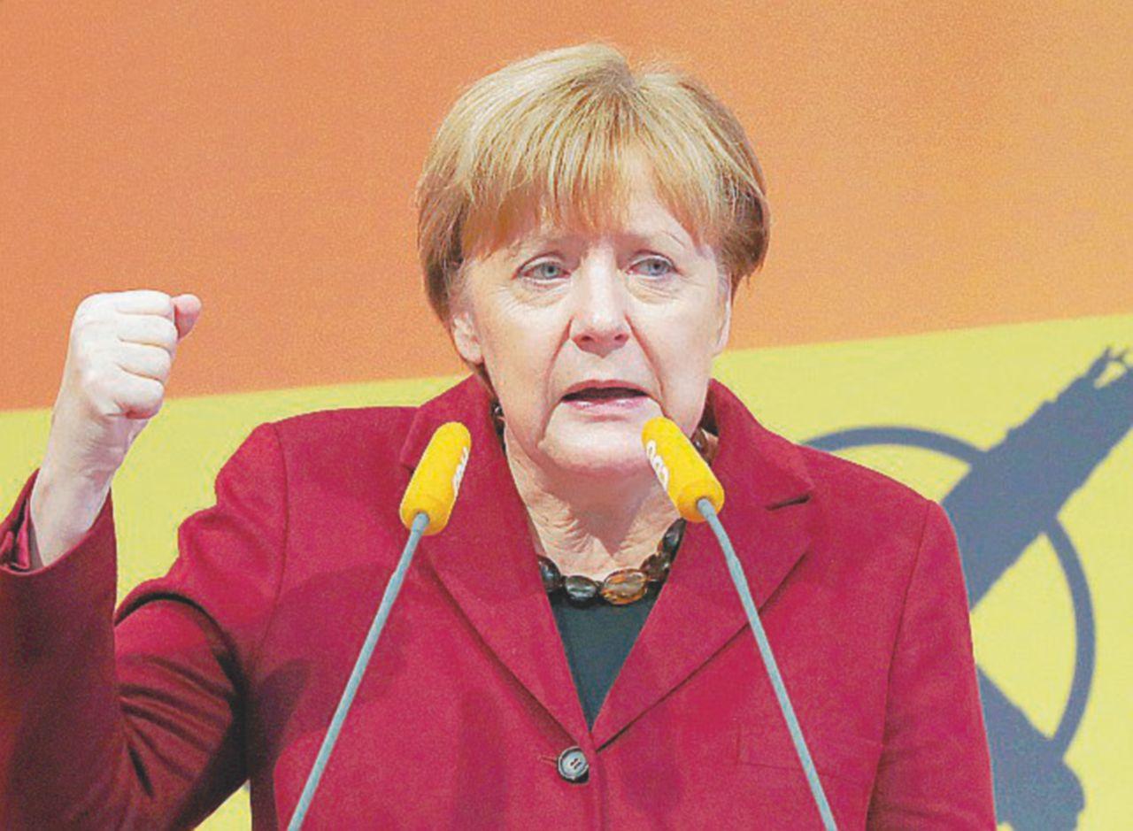 Merkel alla resa dei conti con i suoi alleati