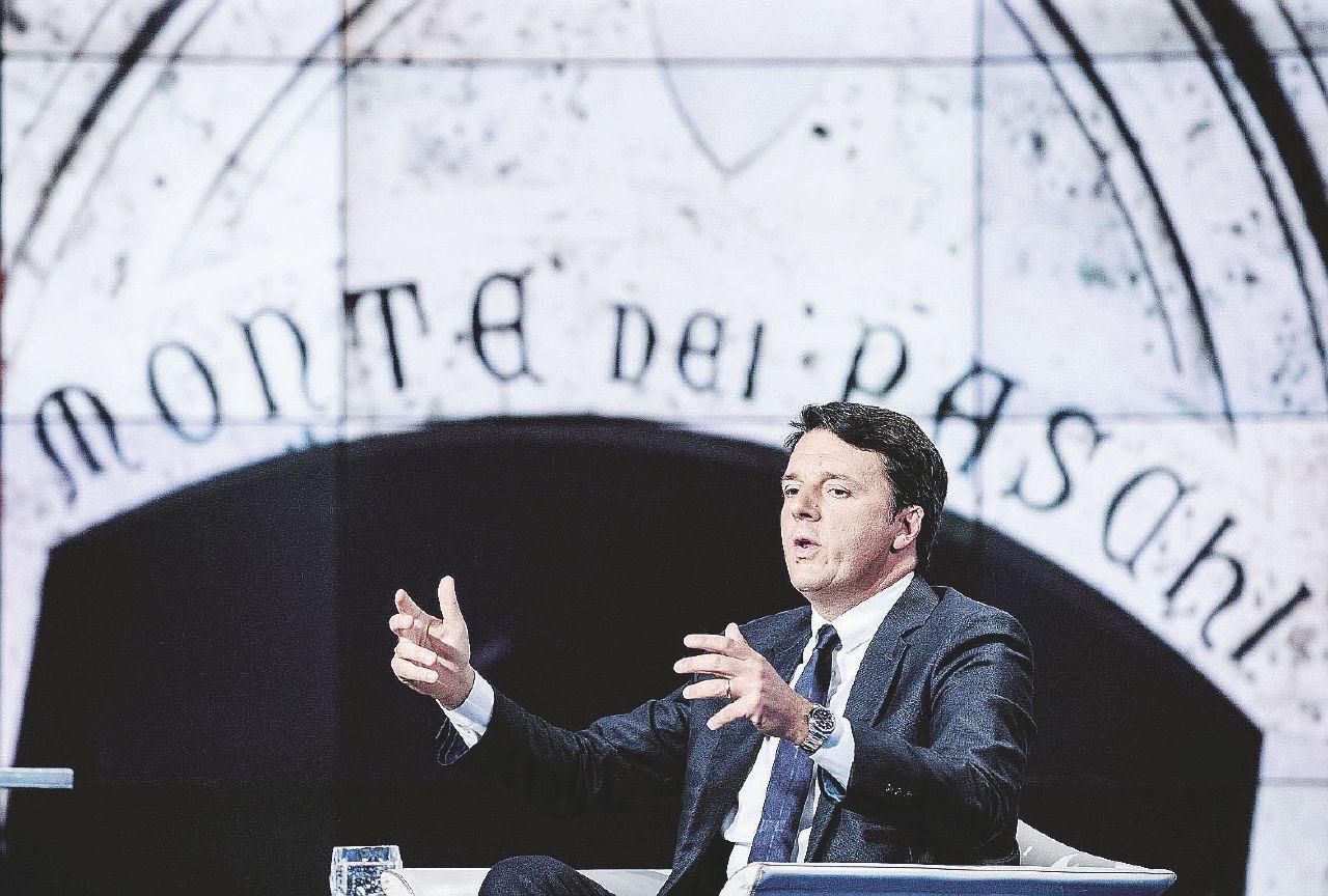 Così Renzi ha ordinato  la cacciata di Viola da Mps