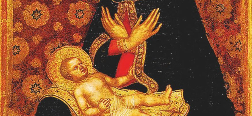 """Quando nell'aureola della Madonna c'era scritto """"Allah"""""""